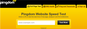 pingdom-tool-website-speed-test