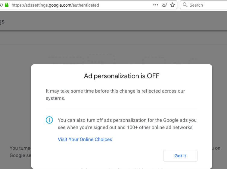 google-ad-personalization-off