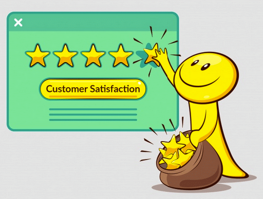 happy-customer-five-star-ratings