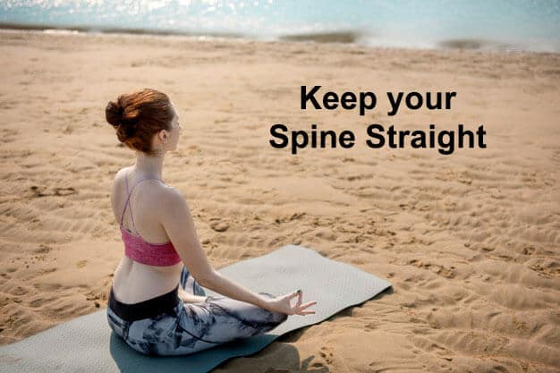 Keep-your-spine-straight-during-meditation