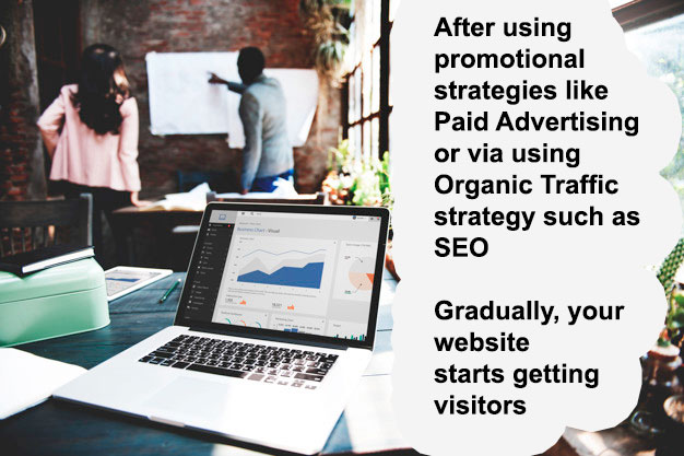 using-promotional-strategies-website-starts-receiving-visitors