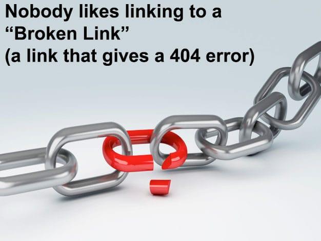broken-link