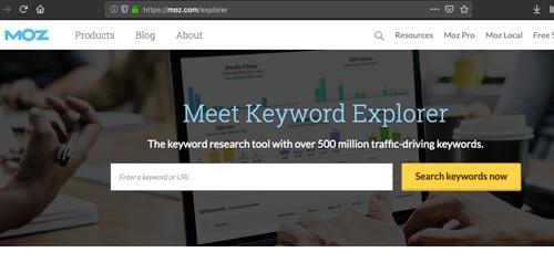 moz-keyword-explorer