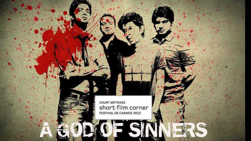 a god of sinners