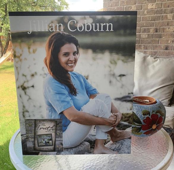 Jillian Edwards Coburn Book