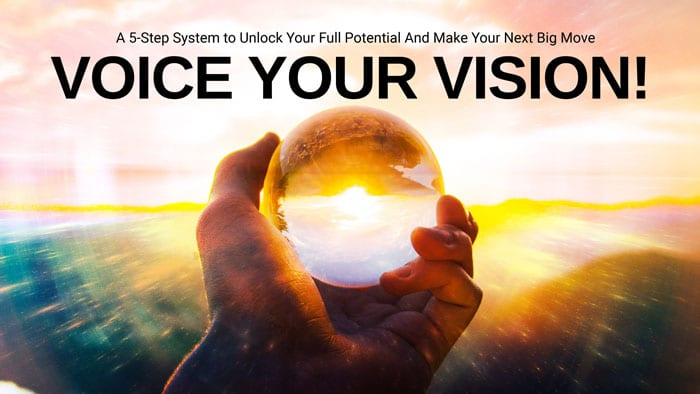 Voice-your-Vision